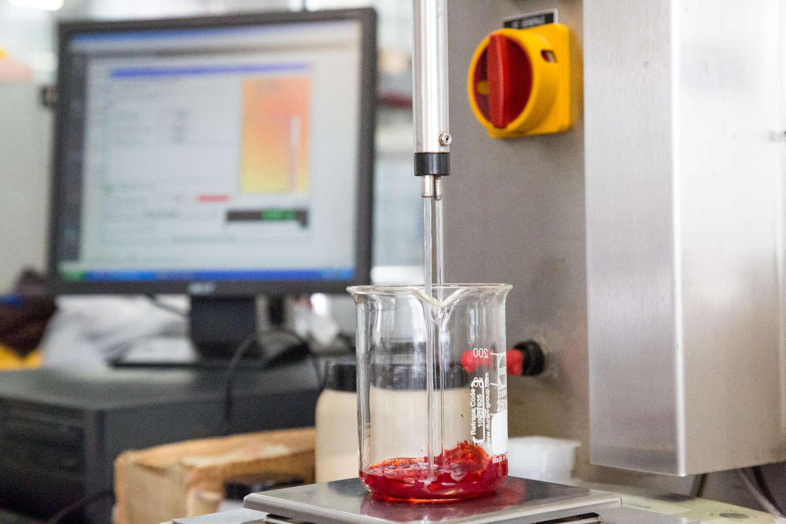 laboratorio texcene