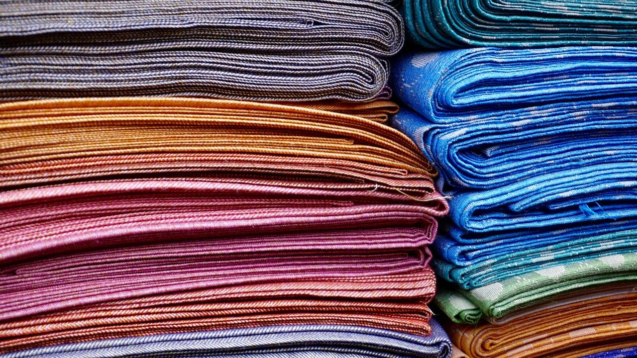 tintura tessuti e rocche
